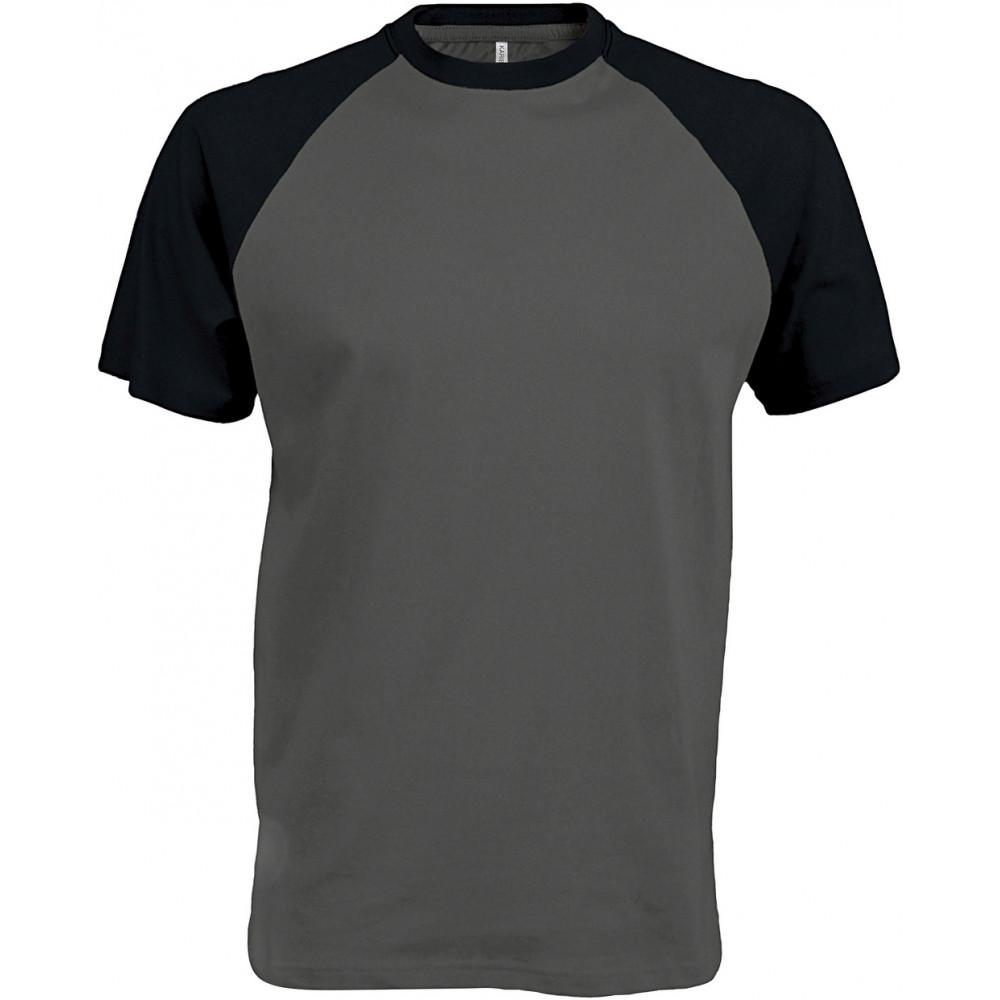 T-shirt Femmes, manches courte Jaune usé