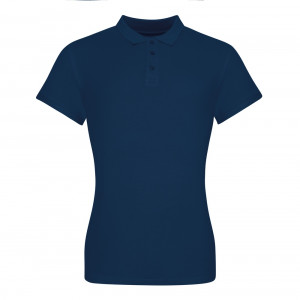 Polo Femmes, manches courte Navy