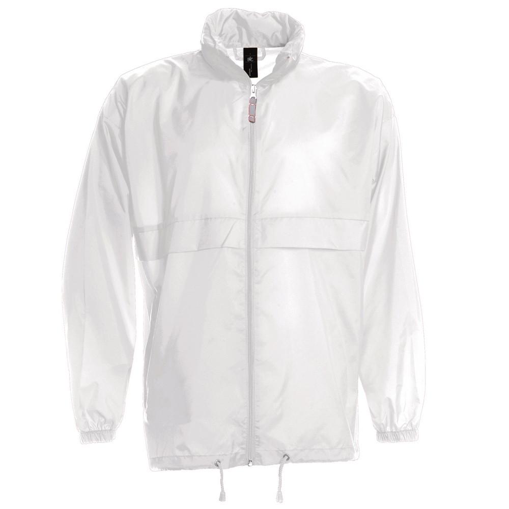 Veste imperméable Blanc pour Femmes