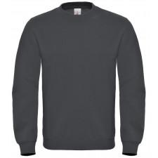 CYRENZO - Sweat coton à col rond, coupe moderne - B&C - (Sweats, pulls et gilets Homme)