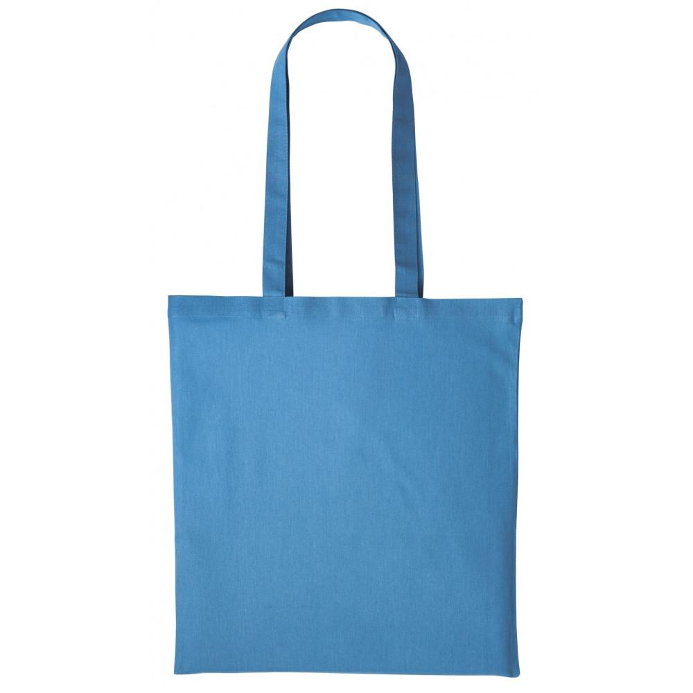 CYRENZO - Sac de courses en coton avec hanses longues - Nutshell - (Bagagerie pour vos séjours et voyages)