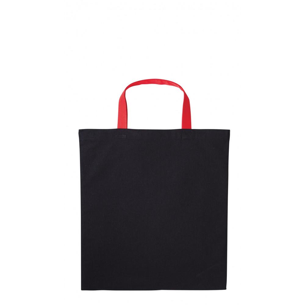CYRENZO - Cabas en coton bicolore hanses courtes - Nutshell - (Bagagerie pour vos séjours et voyages)