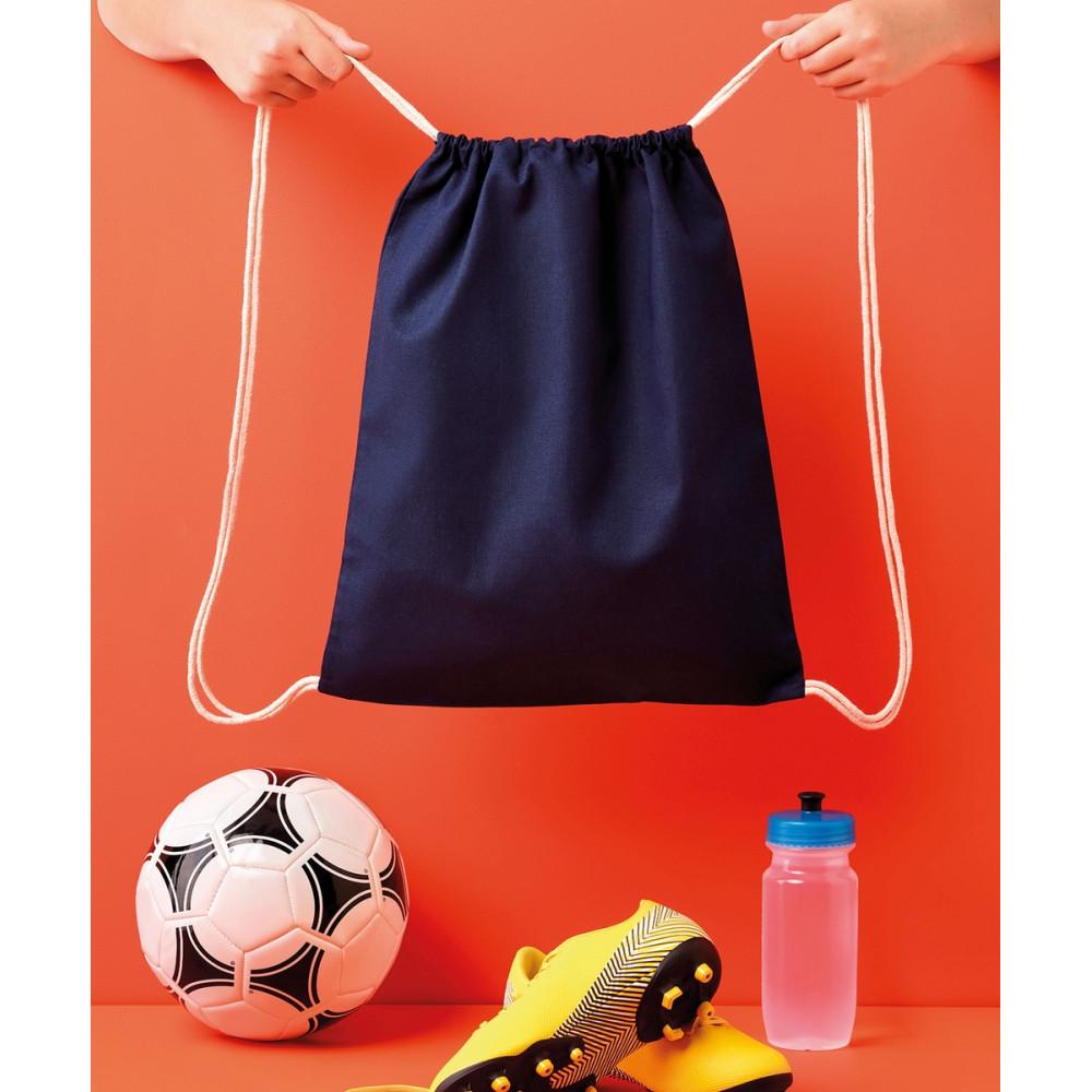 Sac de gym avec cordons