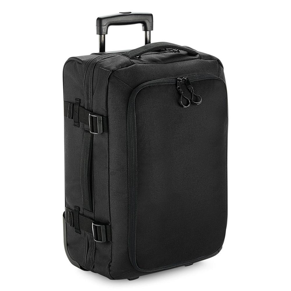 CYRENZO - Valise cabine à roulettes escape, sécurité verrouillable - BAGBASE - (Bagagerie pour vos séjours et voyages)