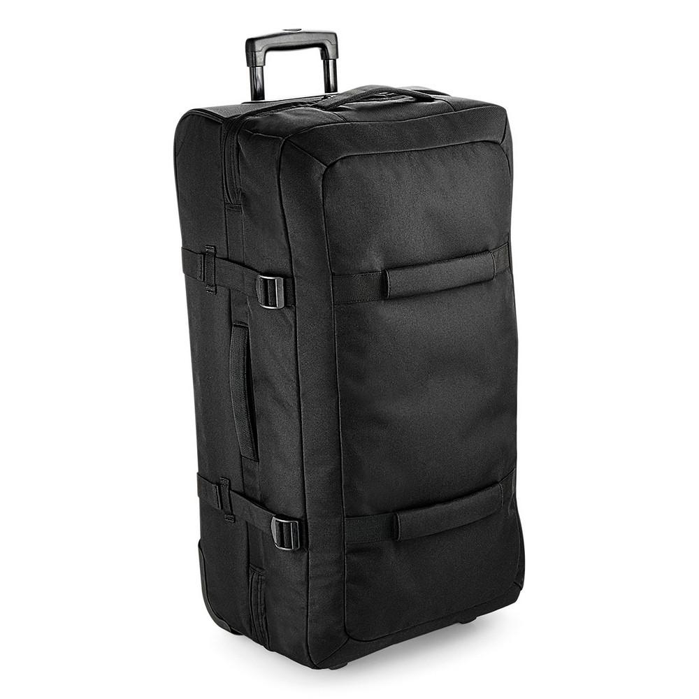 CYRENZO - Valise à roulettes escape, compartiment principal verrouillable - BAGBASE - (Bagagerie pour vos séjours et voyages)