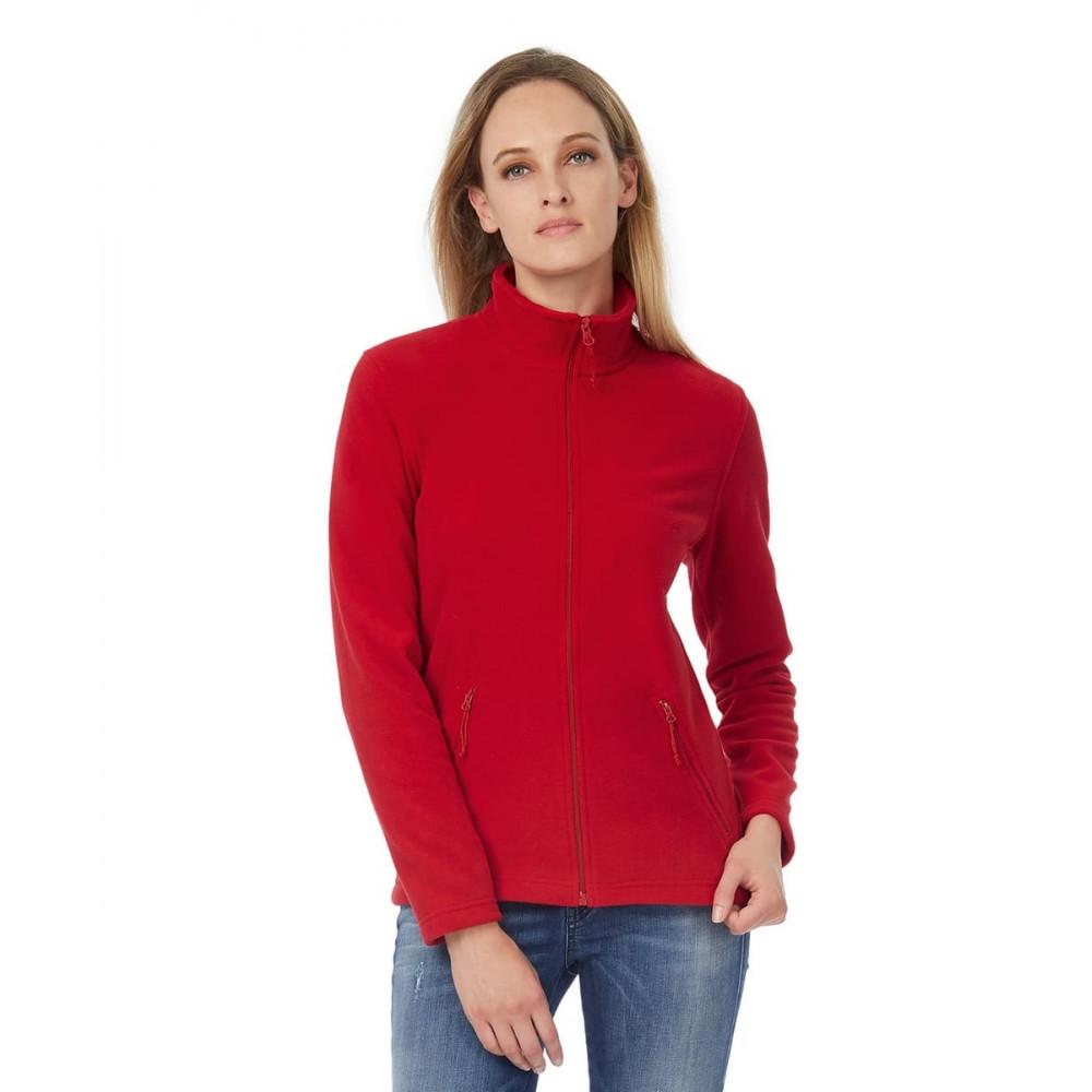 CYRENZO - Veste polaire femme anti-boulochage et coupe féminine - B&C - (Vestes, manteaux & Doudounes femme)