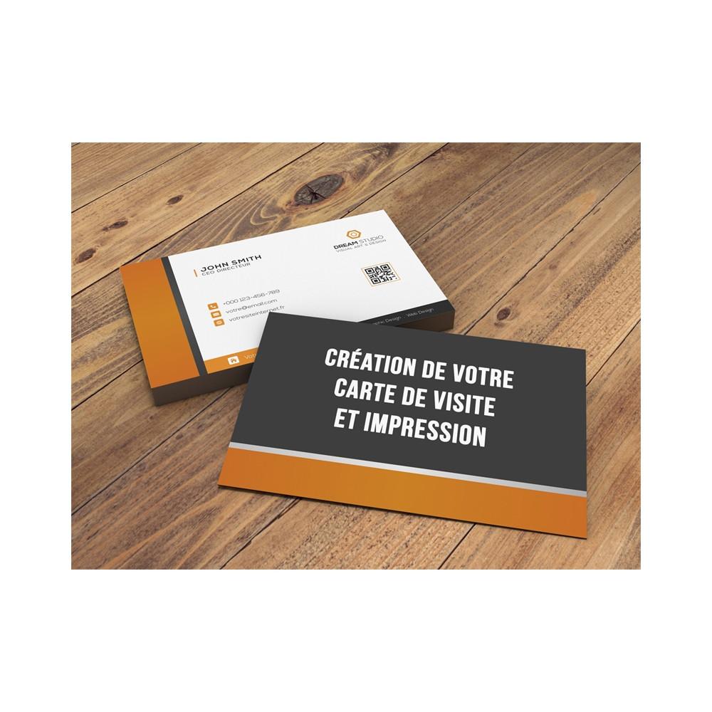 CYRENZO - Création carte de visite - CYRENZO - (Communication visuelle)
