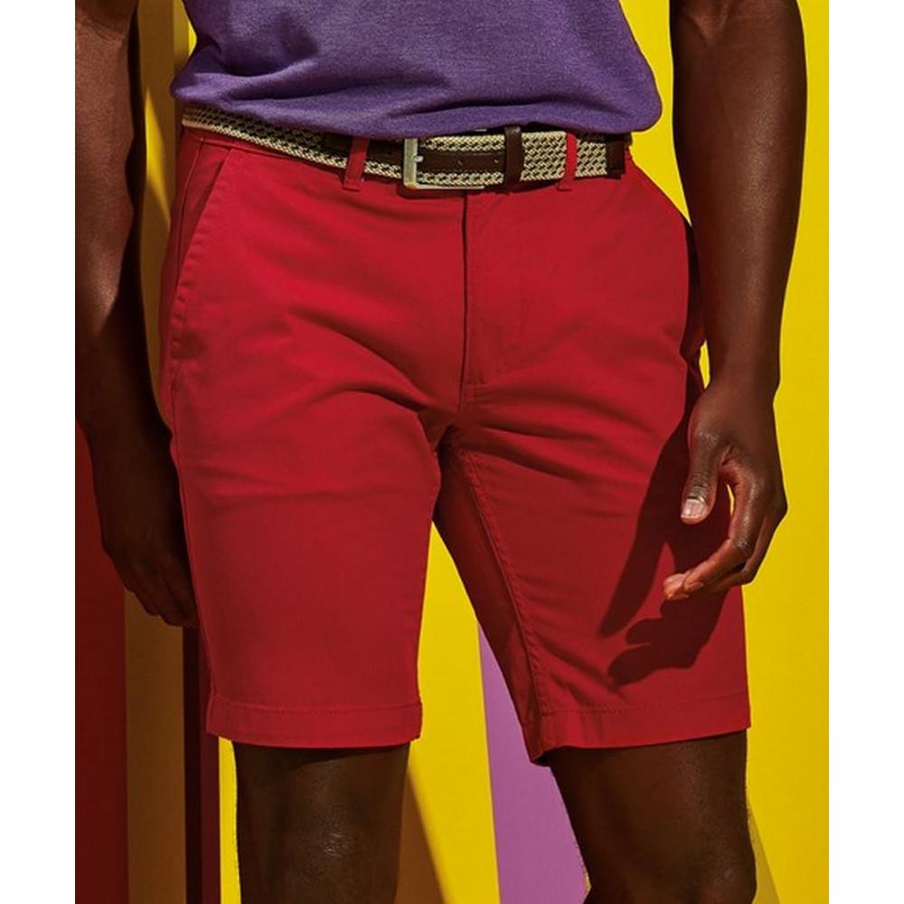 Short coton homme coupe classique, l'élégance !