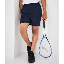 Short de sport pour enfant avec deux poches latérales
