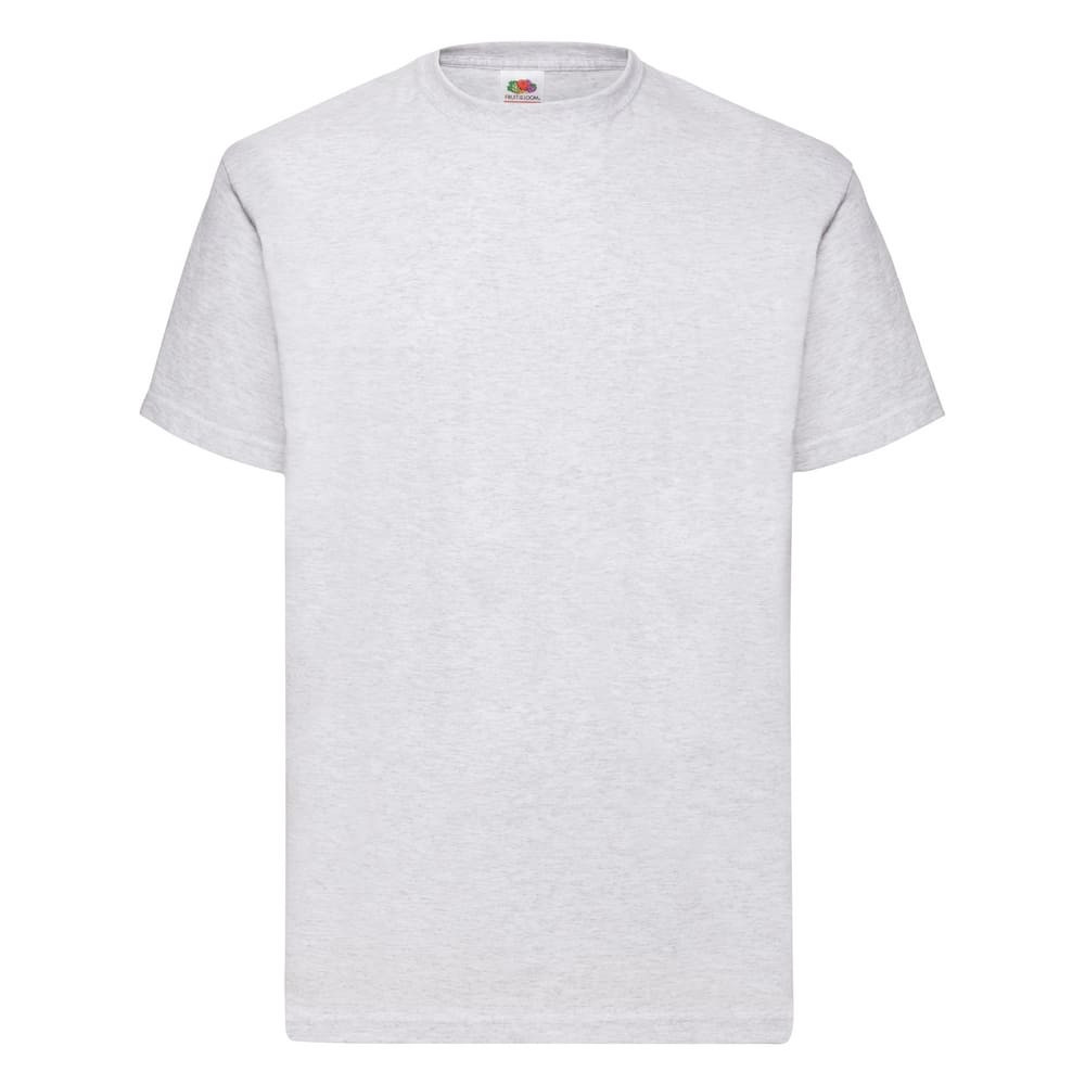 CYRENZO - T-shirt homme Valueweight Fruit of the Loom - FRUIT OF THE LOOM - (T shirts & Débardeurs Homme)