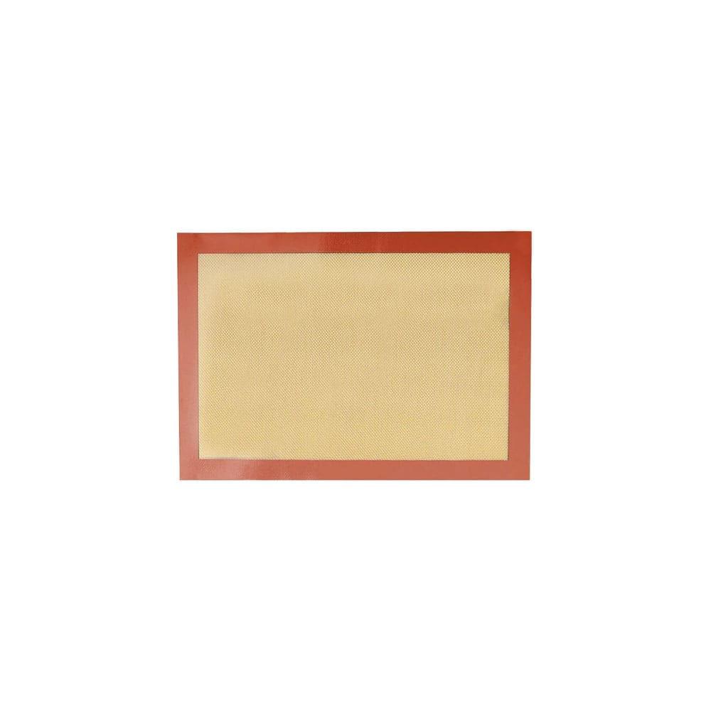 CYRENZO - Toile de cuisson antiadhérente en silicone 40 cm x 30 cm - COOKLOV - (Ustensiles de cuisine professionnels)