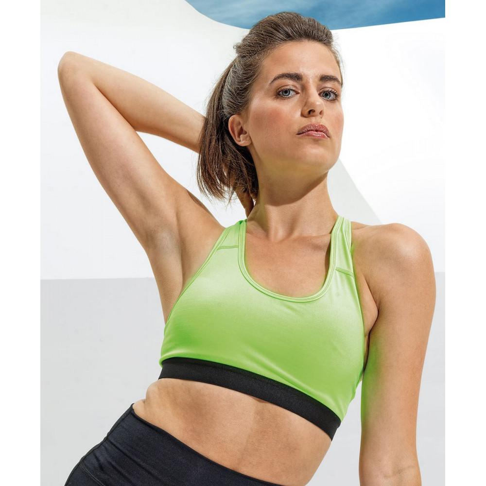 CYRENZO - Soutien-gorge technique performance femme TriDri® - TRIDRI® - (Leggings & Pantalons de sport femme)