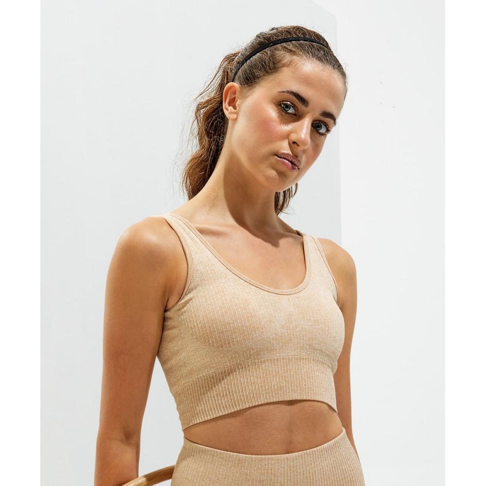 CYRENZO - Soutien-gorge multisports pour femme, coupe 3D, sans couture - TRIDRI® - (Leggings & Pantalons de sport femme)