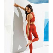 CYRENZO - Legging femme multisports Sculpt, coupe 3D, sans couture - TRIDRI® - (Leggings & Pantalons de sport femme)