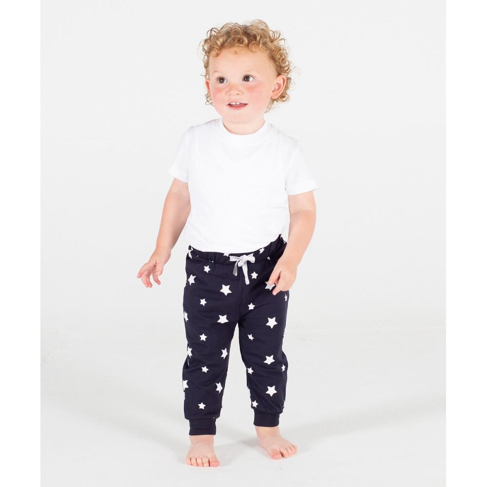 Pantalon décontracté en coton pour bébé et tout petit