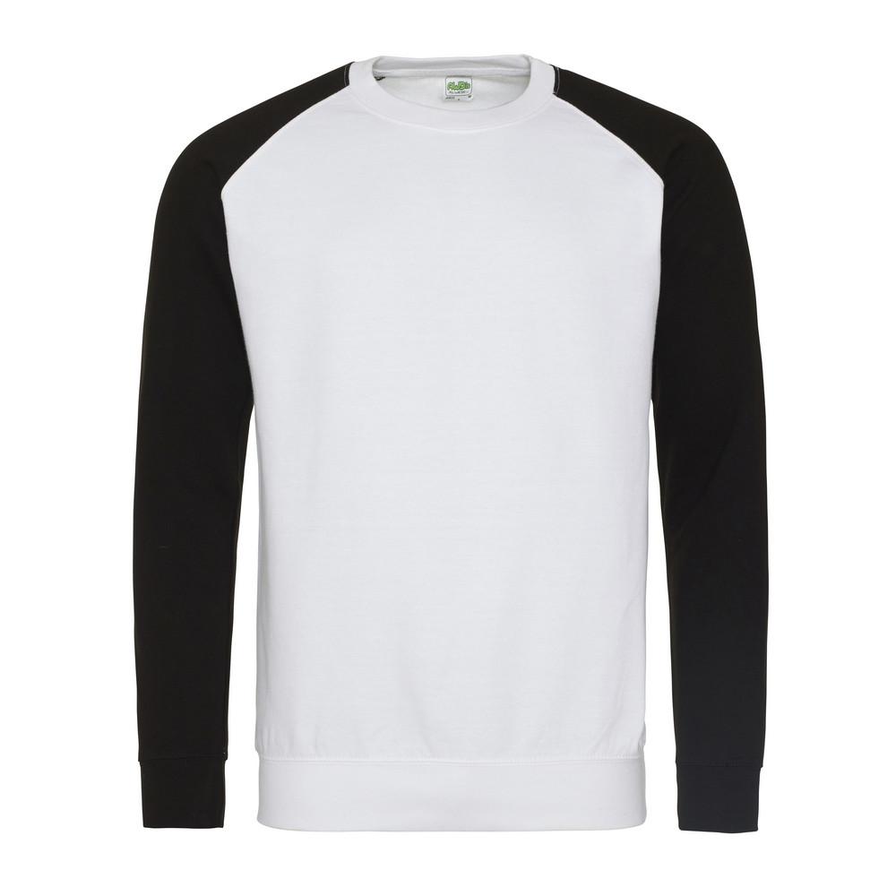 CYRENZO - Sweatshirt Baseball coupe moderne - ADWIS JustHoods - (Sweats, pulls et gilets Homme)