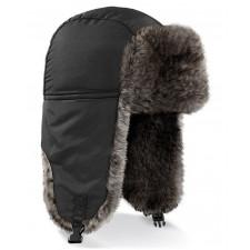 CYRENZO - Bonnet trappeur, sherpa - BEECHFIELD - (Bonnets Tendance et original)