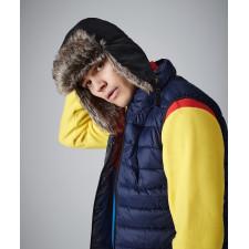 Bonnet trappeur, sherpa