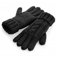 CYRENZO - Gants en laine mélangée torsadée - BEECHFIELD - (Gants, écharpes et accessoires d'hiver)
