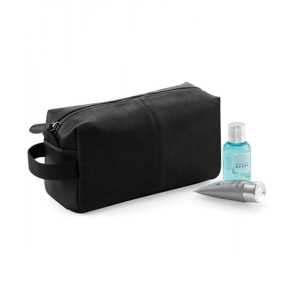 CYRENZO - Trousse de toilette NuHide® - QUADRA - (Bagagerie pour vos séjours et voyages)