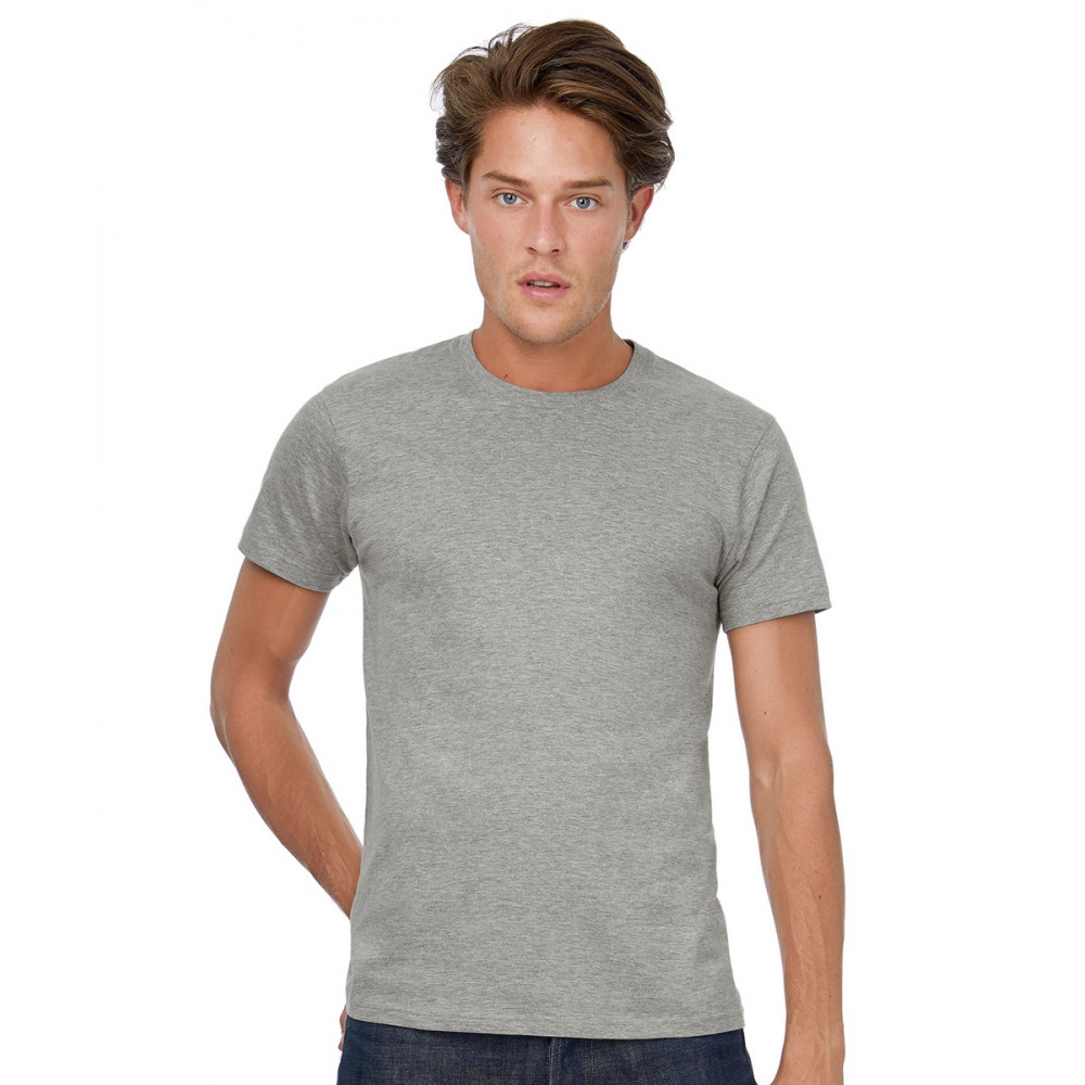 T-shirt coton pour homme en 41 coloris #E150