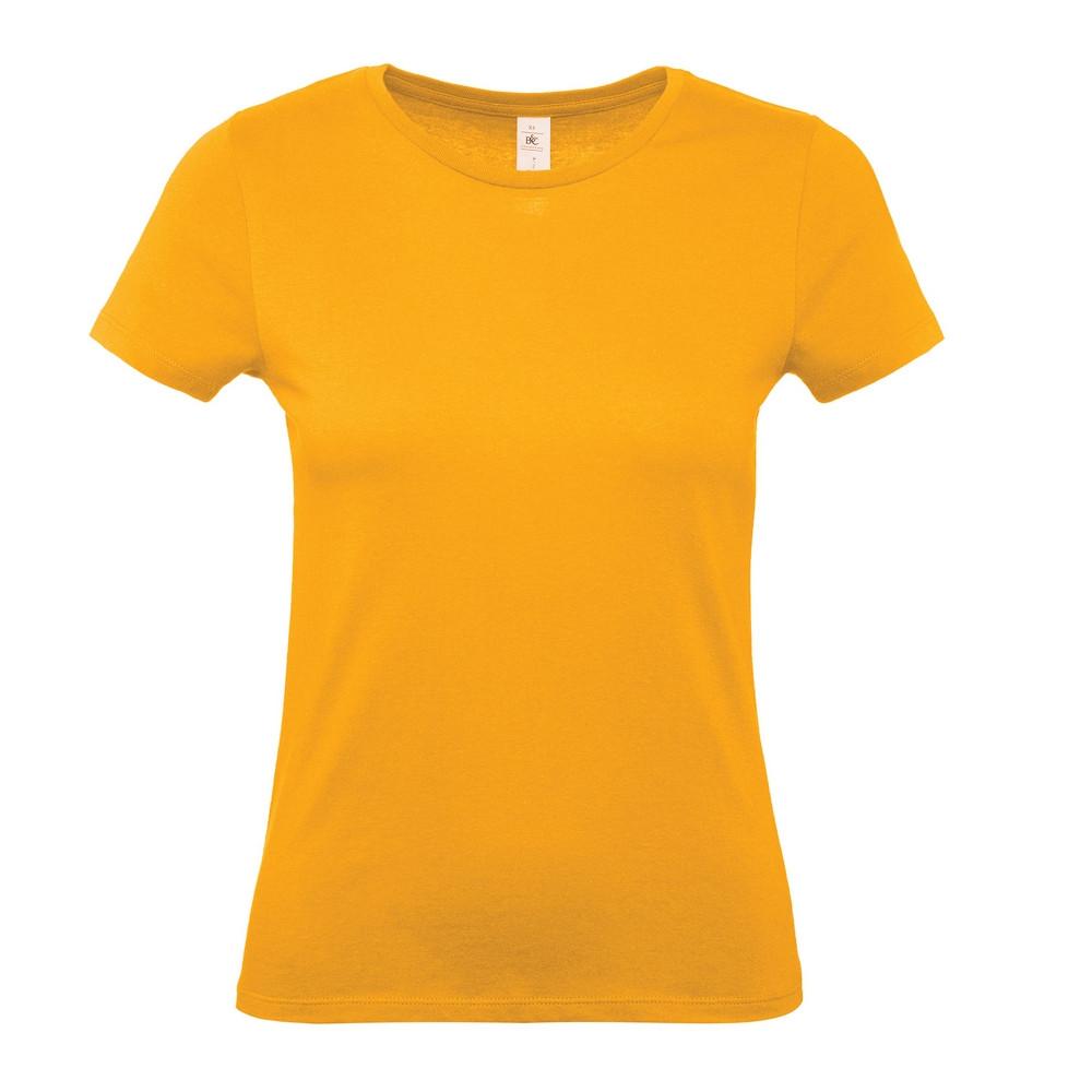 CYRENZO - T-Shirt Coton Femme En 40 Coloris - B&C - (T shirts, Débardeurs, Polos femme)