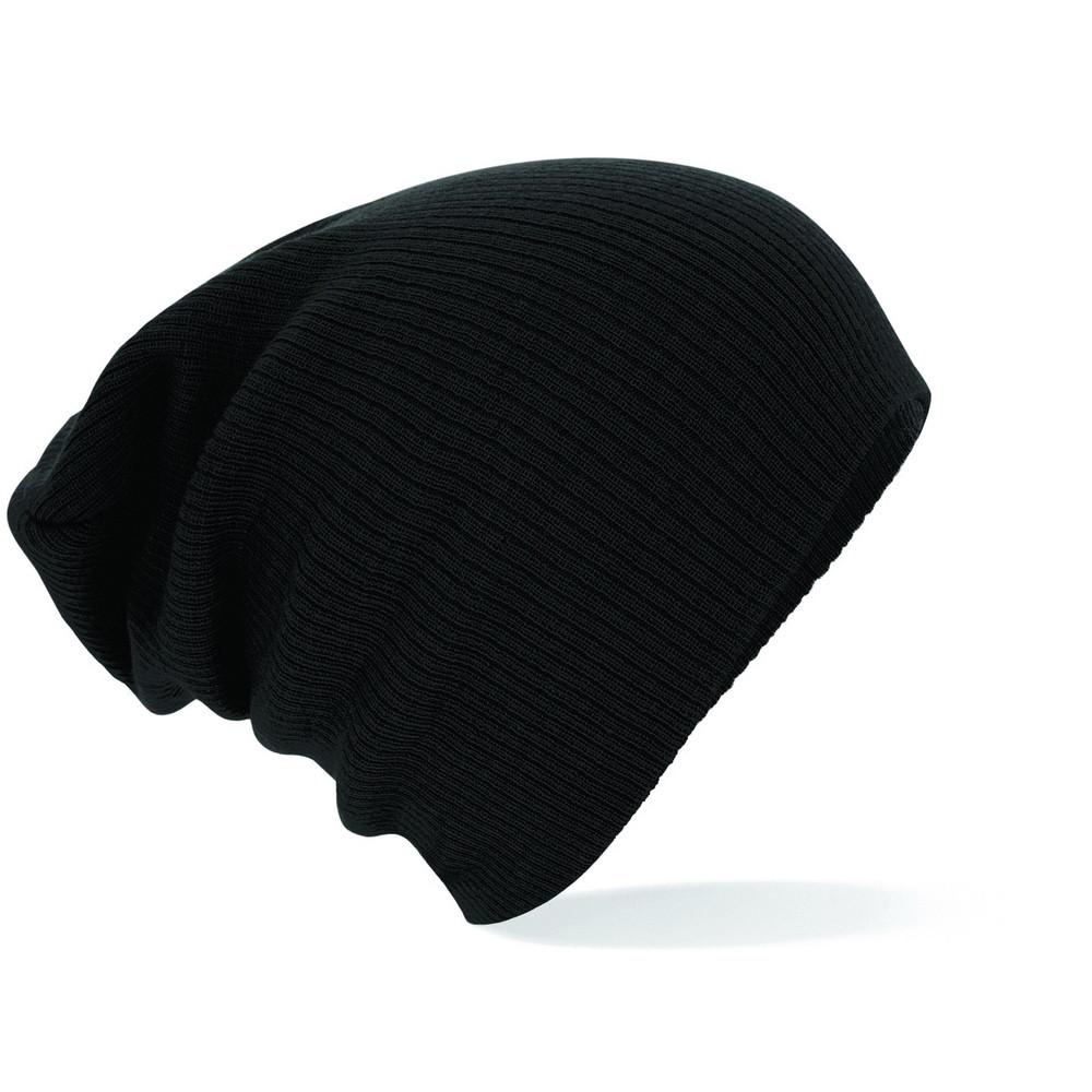 CYRENZO - Bonnet Slouch doux et léger - BEECHFIELD - (Bonnets Tendance et original)