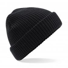 CYRENZO - Bonnet classique à tricot gaufré - BEECHFIELD - (Bonnets Tendance et original)