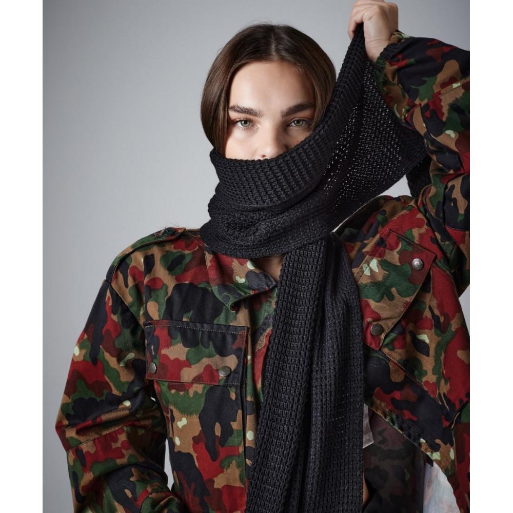 CYRENZO - Écharpe à tricot gaufré - BEECHFIELD - (Gants, écharpes et accessoires d'hiver)