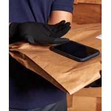 CYRENZO - Paire de gants tactiles protégés par heiq viroblock - Premier - (Gants, écharpes et accessoires d'hiver)