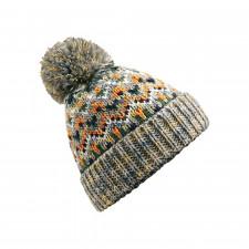 CYRENZO - Bonnet avec pompon blizzard, unisexe - BEECHFIELD - (Bonnets Tendance et original)