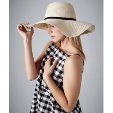 Chapeau d'été à bord large Marbella