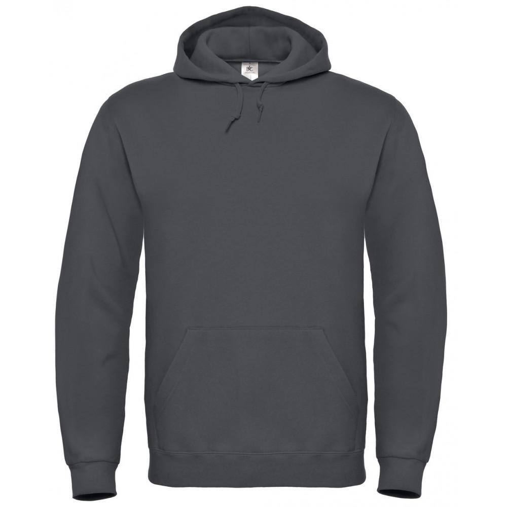 CYRENZO - Sweatshirt à capuche unisexe, coupe moderne - B&C - (Sweats, pulls et gilets Homme)