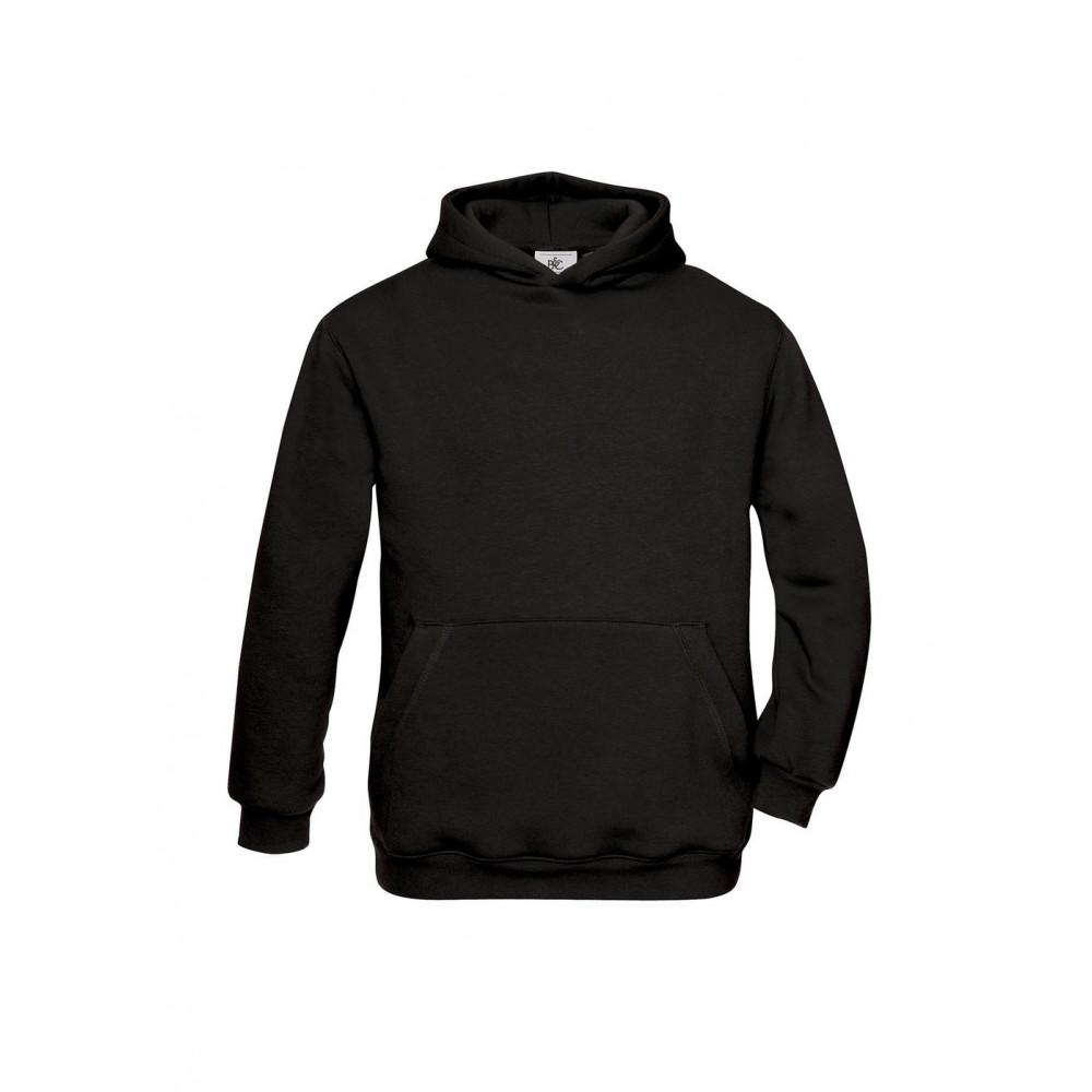 CYRENZO - Sweat à capuche coton Enfant - B&C - (Sweats & Sweats à capuche enfant)