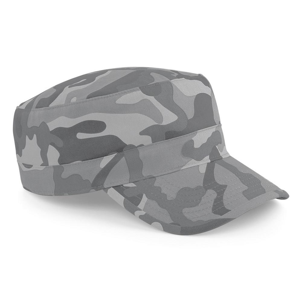 CYRENZO - Casquette armée camouflage - BEECHFIELD - (Casquettes, bobs, bandanas et chapeaux)