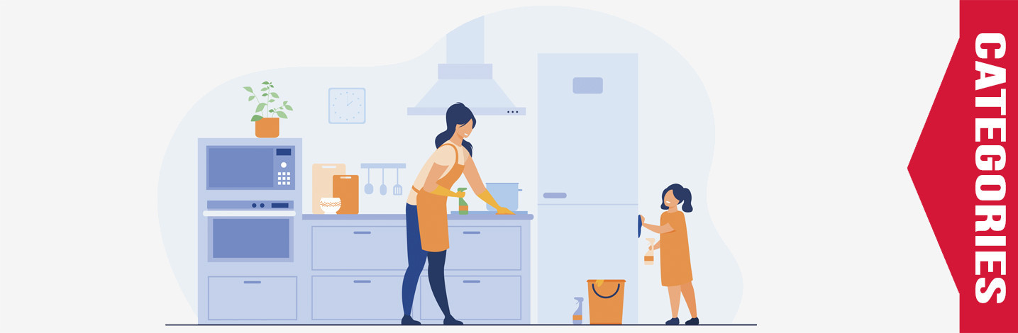 Ustensiles de cuisine et tablier de cuisine - Cyrenzo Distrib